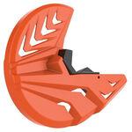 _Protection de Disque et Protecteur de Pied de Fourche Polisport KTM SX/SX-F 03-14 EXC/EXC-F 03-15 | 8151500003 | Greenland MX_