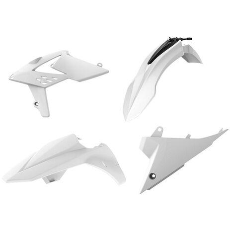 _Kit Plastiques Polisport Beta RR 2T/4T 13-17 Blanc | 90704 | Greenland MX_