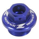 _Bouchon de Remplissage d'Huile Suzuki RM 80/85 01-17 RM 125/250 01-08 RMZ 250 07-19 Bleu | ZE89-2212 | Greenland MX_