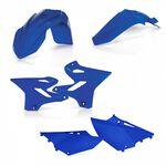 _Kit Plastiques Acerbis Yamaha YZ 125/ WR 125 15-19 Bleu | 0023636.040-P | Greenland MX_