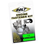 _Kit de Vis Moteur Bolt Kawasaki KX 250 88-07 | BT-E-K1-8807 | Greenland MX_