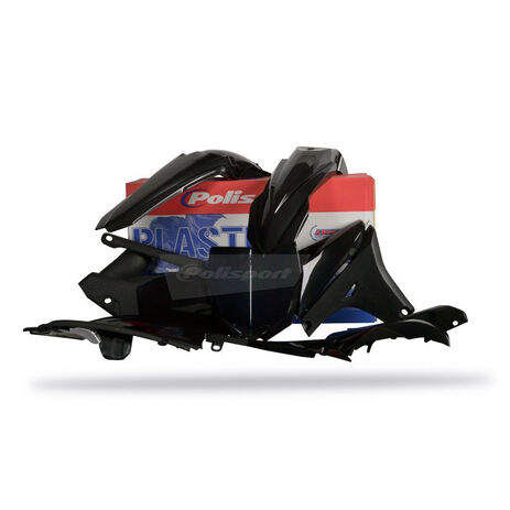 _Kit Plastiques Polisport Yamaha YZ 450 F 10-13  Noir | 90263 | Greenland MX_